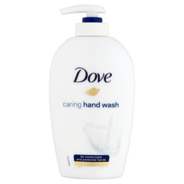 DOVE Cream Wash Kremowe mydło w płynie 250ml.Zapewnia skórze maksimum pielęgnacji w czasie kąpieli.