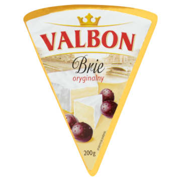 Ser pleśniowy - Valbon. Delikatny ale wyrazisty smak.