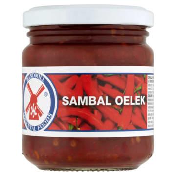 Sos Sambal Oelek - H&S. Intensywny, ostry sos chilli świetnie sprawdzi się w Twojej kuchni.