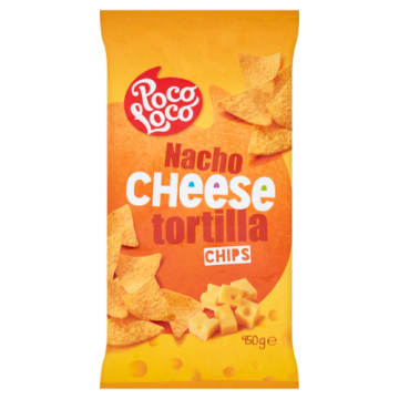 Tortilla chips Cheese - Poco Loco