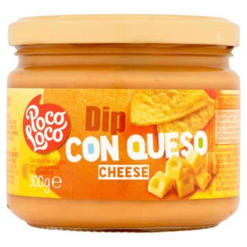 Dip salsa serowy Con Queso - Poco Loco