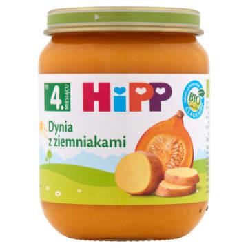 Dynia z ziemniakami – Hipp. Hipp dynia z ziemniakami to pożywny posiłek dla najmłodszych dzieci.