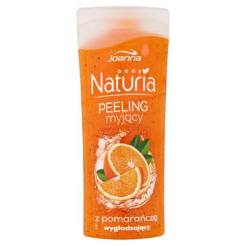 Peeling myjący 100ml - Joanna Naturia Body. Doskonale pielęgnuje skórę.