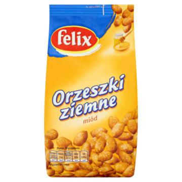 Felix - Orzeszki z miodem. Idealny pomysł na przekąskę.