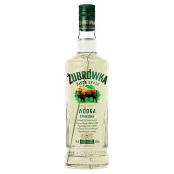 Wódka – Żubrówka to aromatyczny alkohol o zdecydowanym smaku.