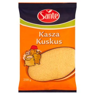 SANTE Kasza kus-kus 250g, bardzo drobna kasza z pszenicy durum, łączy zalety kaszy i makaronu.