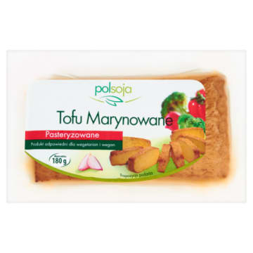 Tofu marynowane 180g - Polsoja