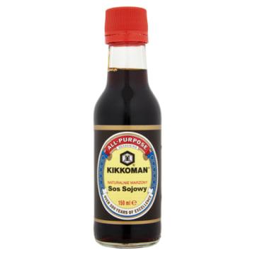 Naturalnie warzony sos sojowy – Kikkoman. Tradycyjny japoński sos sojowy