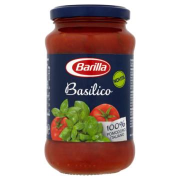 Sos pomidorowy z dodatkiem bazylii - Barilla