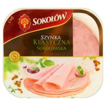 Szynka Sokołowska klasyczna - Sokołów. Tradycyjny polski smak i aromat.