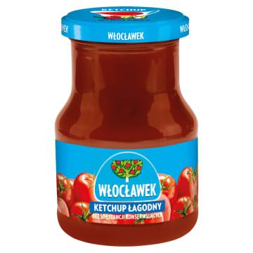 Ketchup łagodny w słoiku - Włocławek