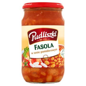Fasola w sosie pomidorowym - Pudliszki