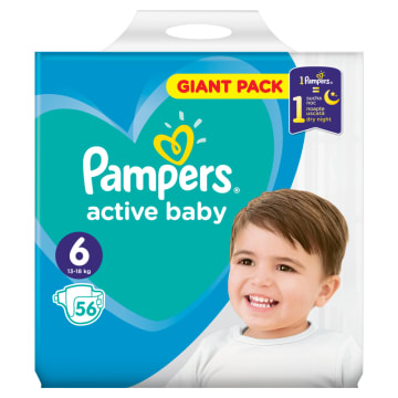 Pieluszki - Pampers New Baby - Dry. Spokojnie przespana noc i radosny poranek!