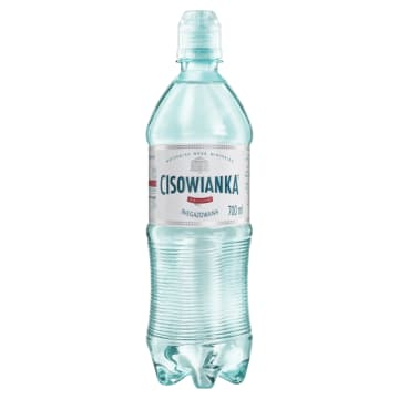 Woda mineralna niegazowana - Cisowianka Sport