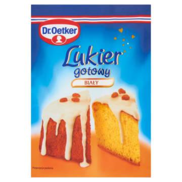 Lukier do ciast, klasyczny 100g - Dr Oetker