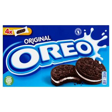 Ciastka z kremem waniliowym -Oreo