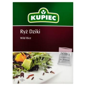 Ryż dziki - Kupiec