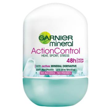 Dezodorant roll on - Garnier. To maksymalna efektywność i poczucie świeżości przez 48 godzin.