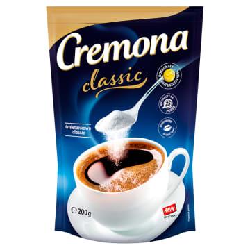 CREMONA Śmietanka do kawy Classic 200g - ulubiony w wielu domach zabielacz do kawy.