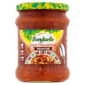 BONDUELLE - leczo pieczarkowe pikante. Świetny pomysł na obiad