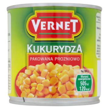 Kukurydza - Vernet