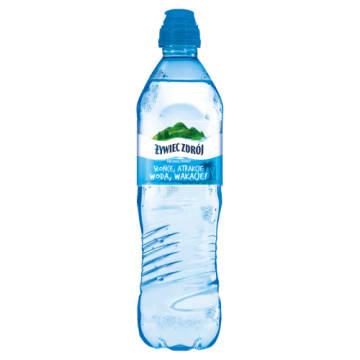 Naturalna woda źródlana niegazowana Żywiec Zdrój