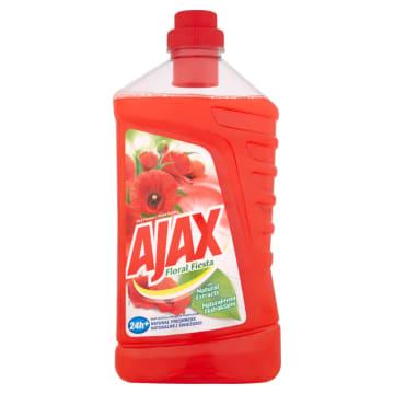 Płyn do czyszczenia - AJAX. Niewiarygodna skuteczność i przyjemny zapach.