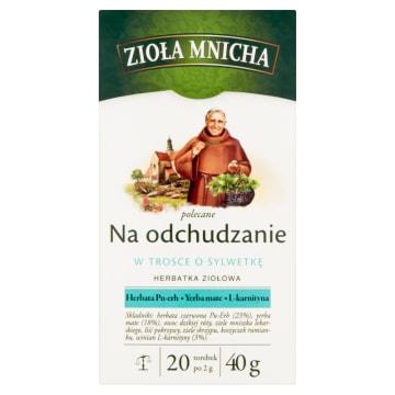 Zioła funkcjonalne - Big-Active. Herbatka smaczna i wygodna w przygotowaniu.