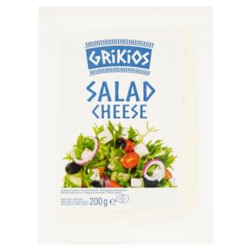 Ser sałatkowy - Grikios. Miękki ser do sałatek.