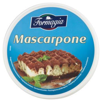 Ser Mascarpone - EUROSER. Twarogowy ser o naturalnej konsystencji.