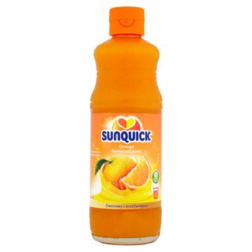 Napój na bazie soku z pomarańczy - Sunquick. Doskonały smak w skoncentrowanej formie.