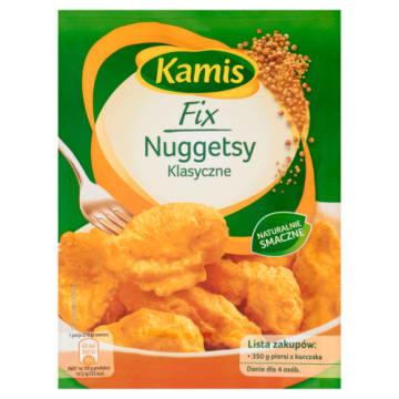 Złociste Nuggetsy klasyczne - Kamis. Pyszny oniad dla całej rodziny.