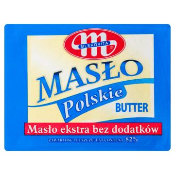 Masło naturalne extra o idealnym smaku - Mlekovita