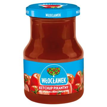 Ketchup pikantny w słoiku - Włocławek