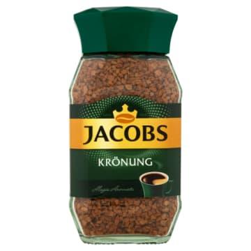 Kawa rozpuszczalna - Jacobs Kronung to pomysł na chwilę relaksu w ciągu dnia.
