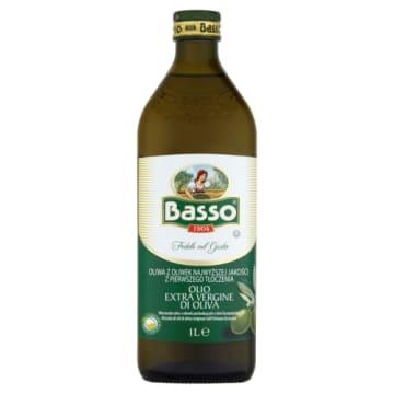 Oliwa z Oliwek Extra Vergine - Basso