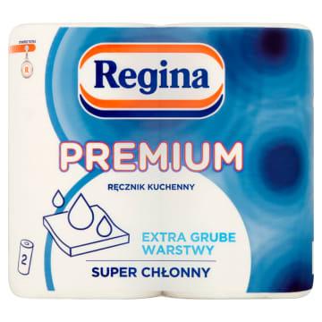 Ręcznik kuchenny Premium - Regina. Chłonne ręczniki idealne do codziennego użytku w kuchni.