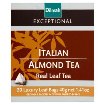 Herbata Czarna – Dilmah. Słodko-gorzka nuta nadaje jej niepowtarzalny aromat.