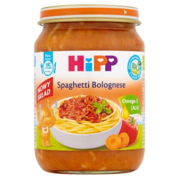 Spaghetti Bolognese 250g - Hipp