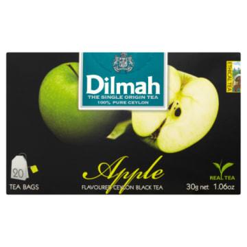 DILMAH herbata jabłkowa 20 torebek 30g. Wyjątkowa, godna najwyższej uwagi propozycja.