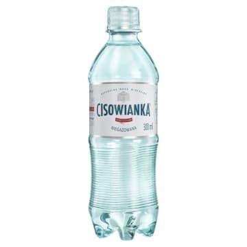 Naturalna niegazowana woda mineralna - Cisowianka