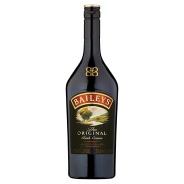 Likier Irish Cream 1000ml - Baileys. Nowatorski likier wykonany z połączenia śmietanki z whiskey.
