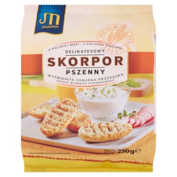 Grzanki pszenne - Mamut. Doskonała chrupkość i intensywny smak.