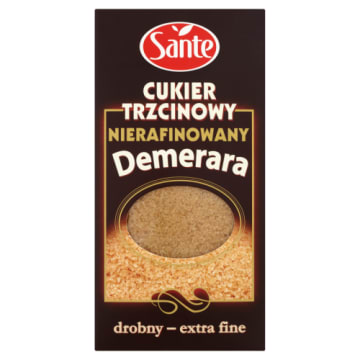 Cukier trzcinowy 500g - Sante