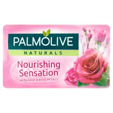 Mydło w kostce Nourishing Sensation - Palmolive Naturals. Nawilża i pielęgnuje.