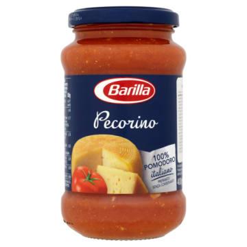 Barilla - Sos pomidorowy Pecorino (z serem owczym). Połączenie smaków, które zachwyca.