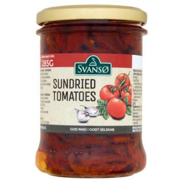 Suszone pomidory w oleju (krojone) - Svanso
