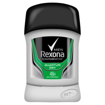 Antyperspirant w sztyfcie dla mężczyzn - Rexona. Doskonały na co dzień.