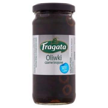 Oliwki czarne krojone – Fragata. Pyszna przekąska na każdą okazję.