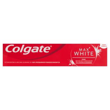 Colgate - Wybielająca pasta do zębów. Doskonały sposób na przebarwienia.